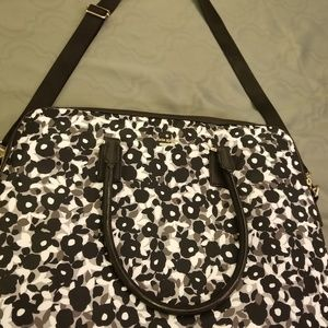 Kate Spade laptop messenger bag gorgeous!